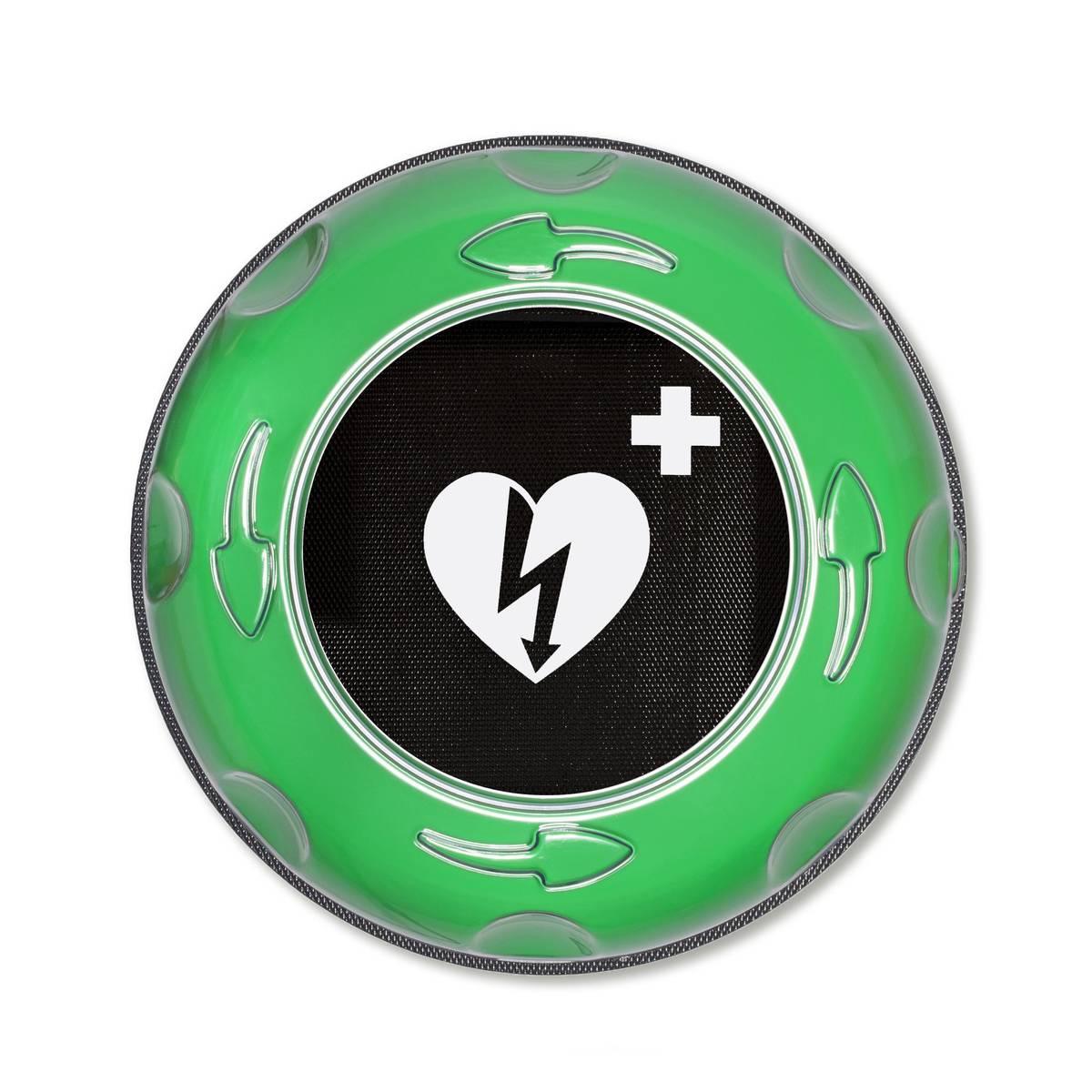 Rotaid SOLID PLUS VARME ILCOR skap til hjertestarter utendørs