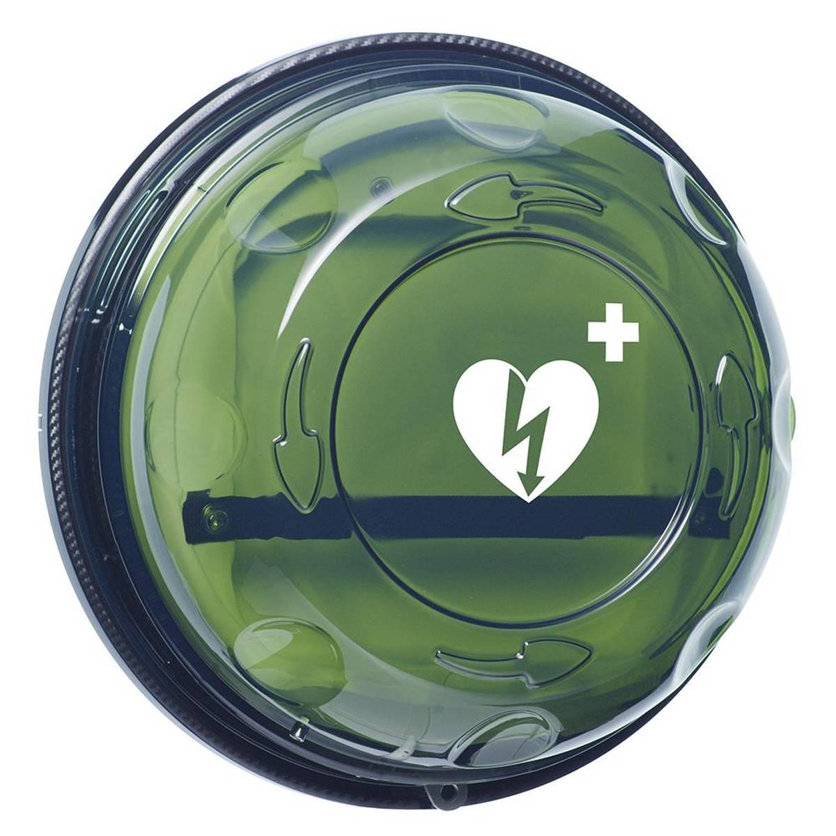 Komplett Rotaid 24/7 overvåket hjertestarterskap LHL m/varme