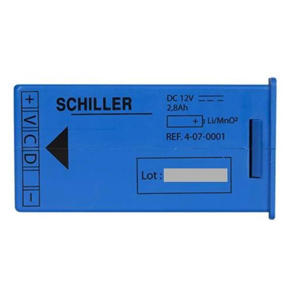 Bilde av Schiller Fred Easy batteri