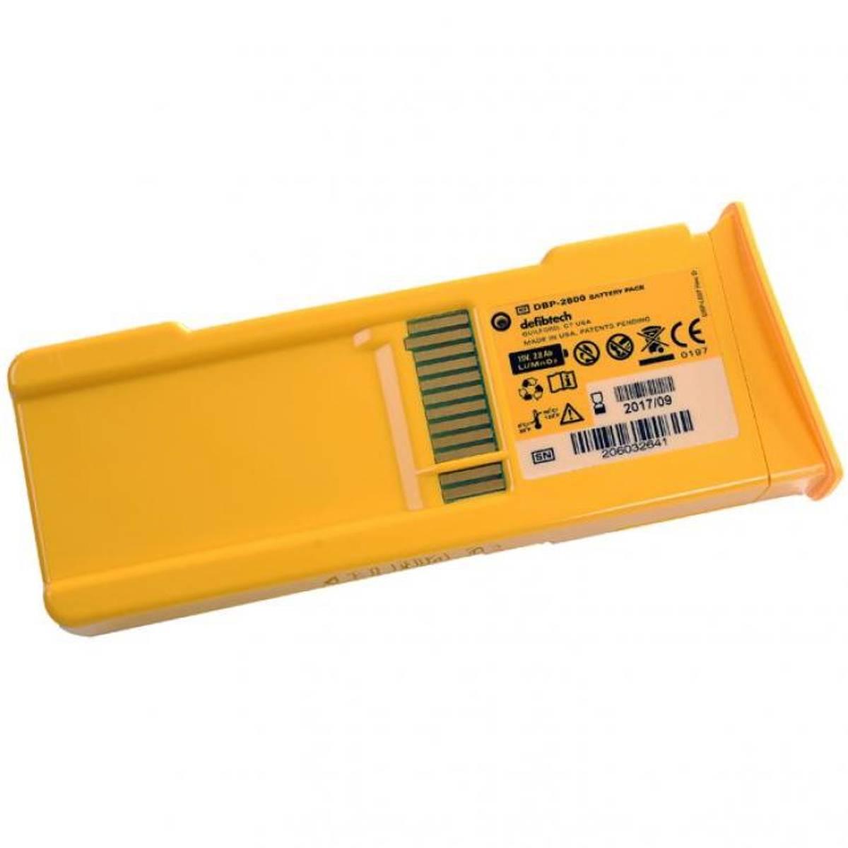 Lifeline AED Batteri Lithium - 5 år