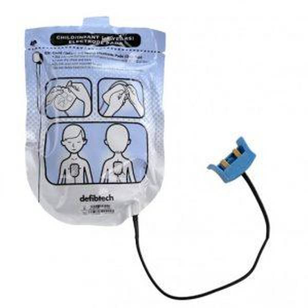 Bilde av Lifeline AED Elektrodesett barn