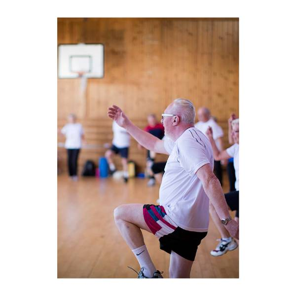 Bilde av Fysisk aktivitet nivå 3 2016